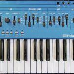 Siguiente sintetizador de Boutique de Roland