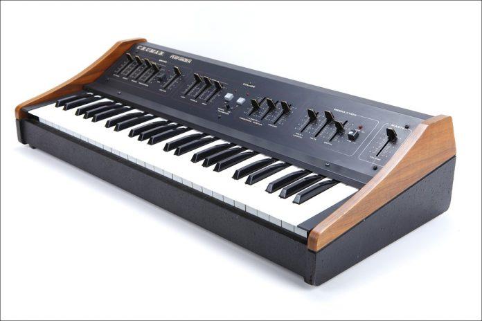 Roland sintetizadores serán presentados el próximo 20 de junio