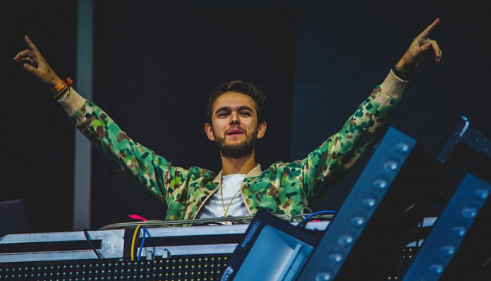 Zedd In The Park + The Middle Remixes