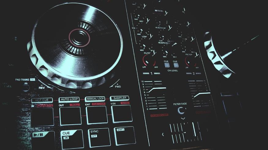 Equipamiento Pioneer de DJ