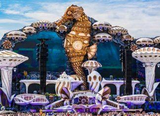 Hardwell estrenó melodías en Tomorrowland