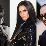 David Guetta cancela colaboración con Demi Lovato y J Balvin