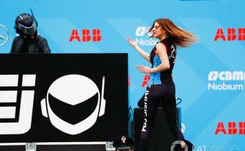 """EJ el DJ exclusivo de la Formula E, lanza """"Slipstream"""""""