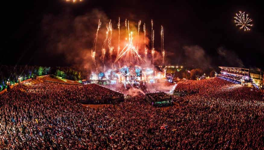 Martin Garrix Tomorrowland