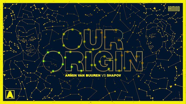'Our Origin' lo nuevo de Armin van Buuren junto a Shapov