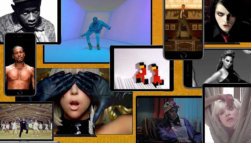 Mejores vídeos del siglo según Billboard