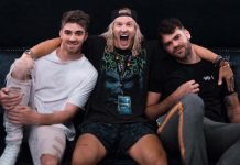Rory Kramer y The Chainsmokers