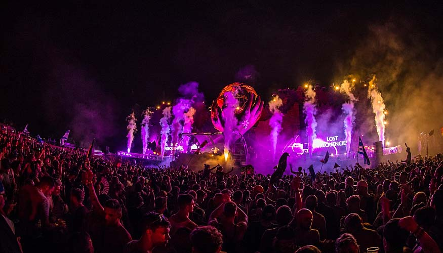 Tomorrowland - Lost Frequencies