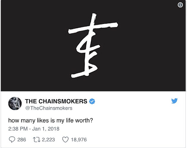 """""""Sick Boy"""" - The Chainsmokers"""