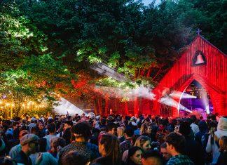 Todo listo para el Houghton Festival 2018