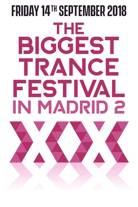 The Biggest Trance Festival In Madrid
