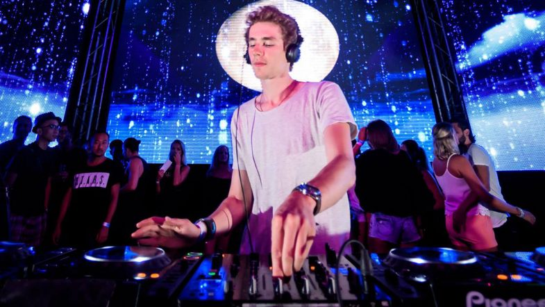 """Lost Frequencies estrena """"Like I Love You"""" junto a The NGHBRS"""