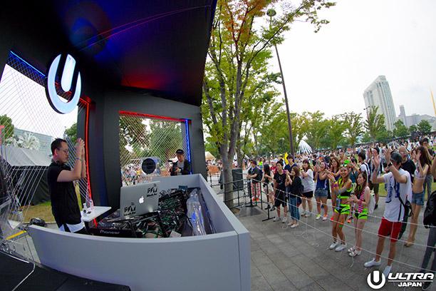 El Ultra China estará encabezado por Armin van Buuren