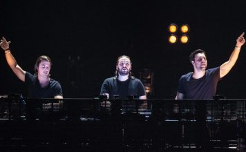 Swedish House Mafia coloca posters Pop Up en Estocolmo