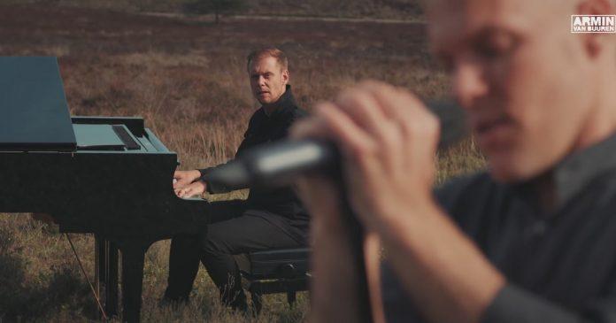 Armin van Buuren estreno remix de