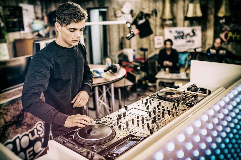 Martin Garrix es reelegido mejor DJ del mundo