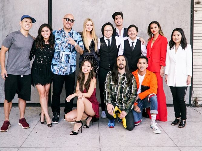 """Steve Aoki y BTS Music presentan """"Waste It On Me"""" un vídeo con aire Asia-Americano"""