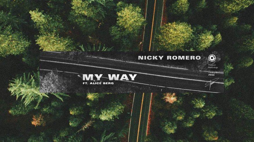 """Nicky Romero presentará su nueva pista """"My Way"""" en un set este viernes"""