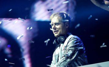 Armin van Buuren anunció el lugar para su mayor presentacion en Londres hasta ahora