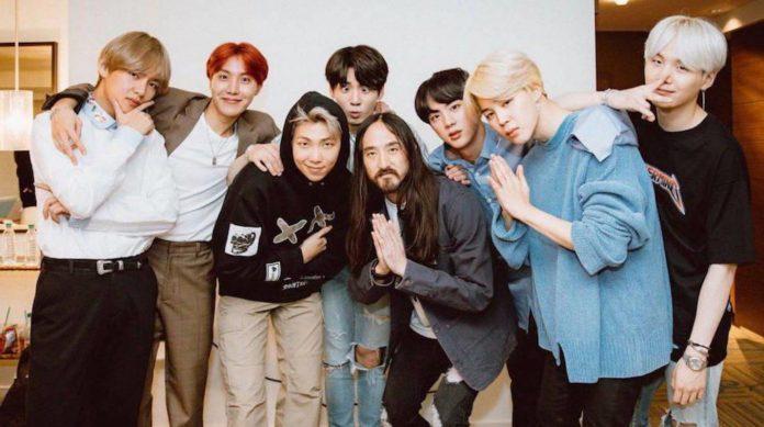 Steve Aoki y BTS Music presenta nuevo vídeo con aire Asia-Americano