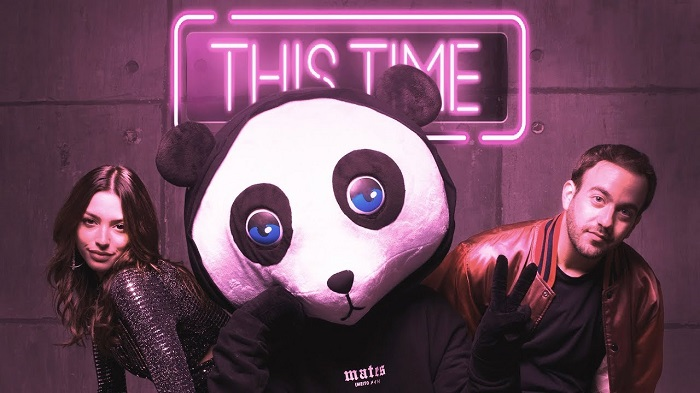 "Jayden estrenó ""This Time"" ft. Celine Farach & Matluck"