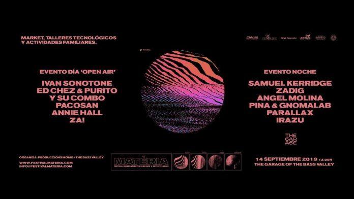 imagen principal Primera edición de Matèria Festival en Barcelona