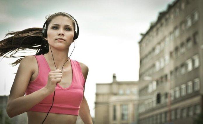música electrónica para entrenar
