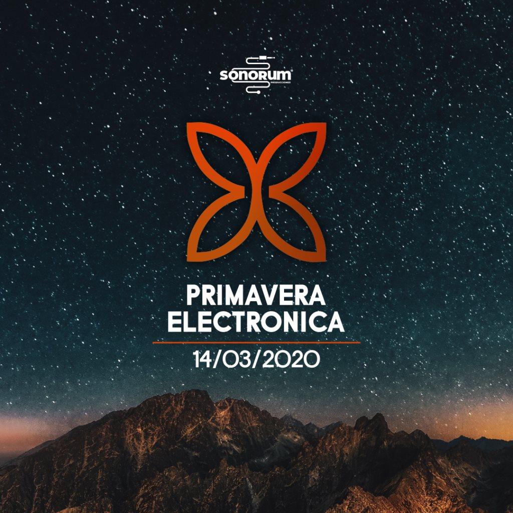 El festival de Primavera Electrónica 2020