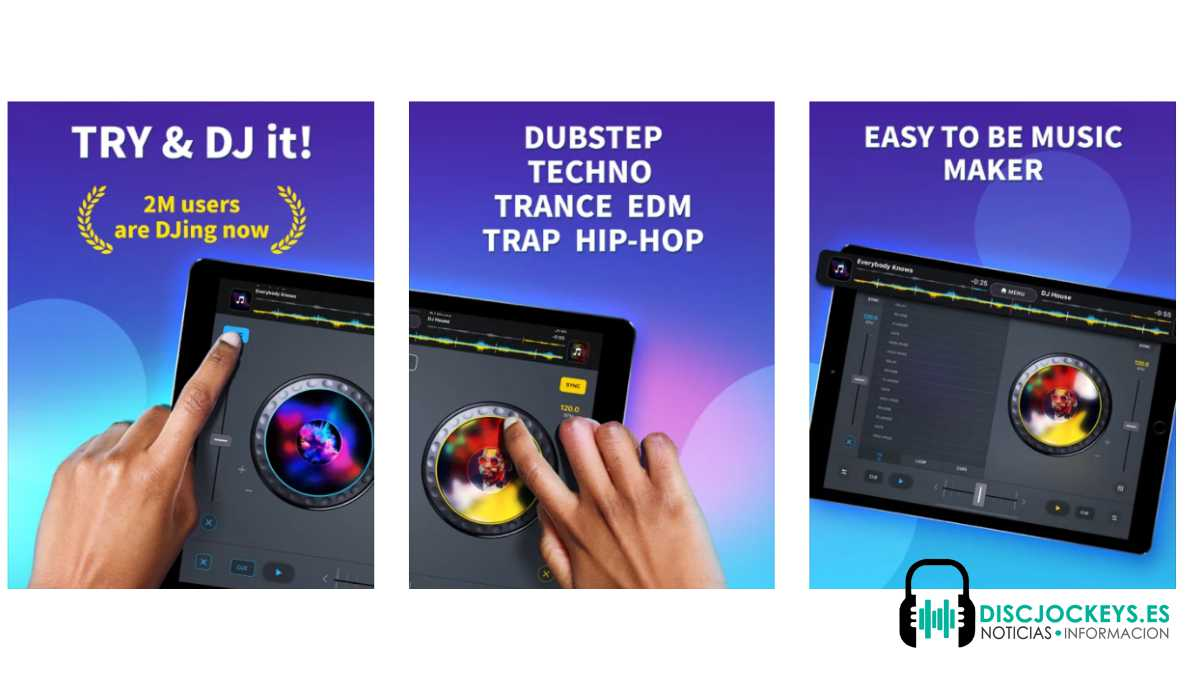 DJ it! Music Mixer